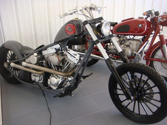 Photo of a 2008 West Coast Choppers  CFL