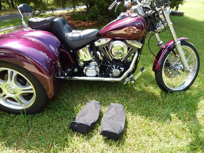 Photo of a 1997 Harley-Davidson®  Custom Trike