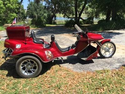 Used 2006 Roadhawk Trike