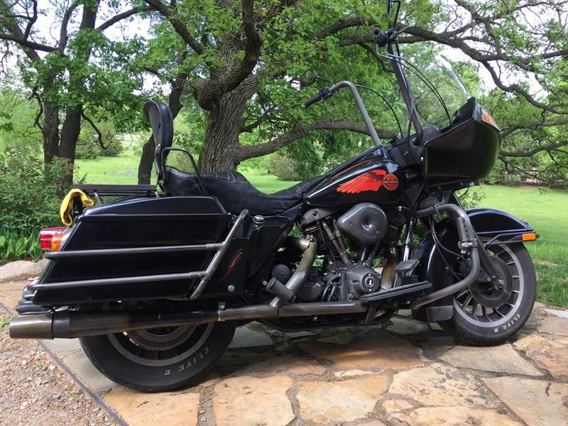 Photo of a 1981 Harley-Davidson® FLT Tour Glide®