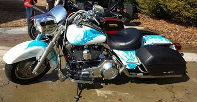 Used 2005 Harley-Davidson® Road King® Custom