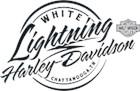 White Lightning Harley-Davidson's Logo