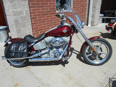 Used 2008 Harley-Davidson® Softail® Rocker™