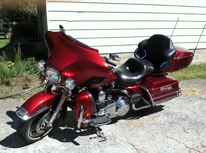 Photo of a 2008 Harley-Davidson® FLHTCU/I Ultra Classic® Electra Glide®