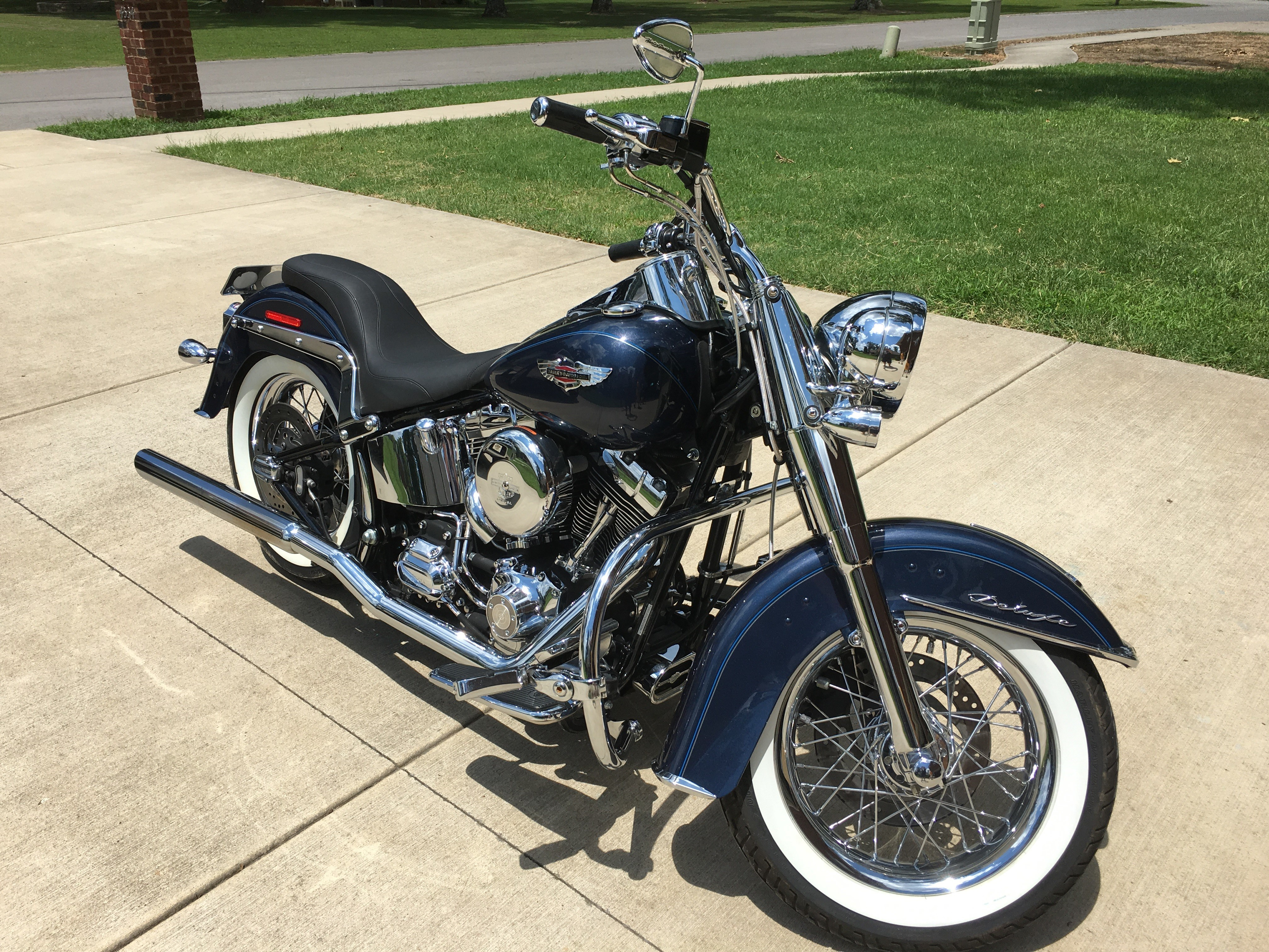 all new used harley davidson softail deluxe 525 bikes page 1 chopperexchange. Black Bedroom Furniture Sets. Home Design Ideas
