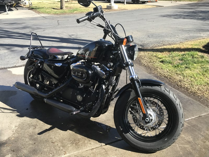 Photo of a 2014 Harley-Davidson® XL1200X Sportster® Forty-Eight®