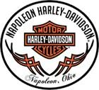 Napoleon Harley-Davidson's Logo