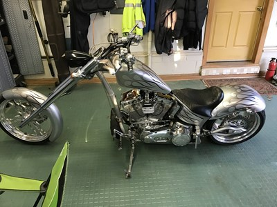Used 2005 Ultra 250 ST Chopper