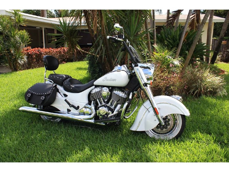 Photo of a 2016 Indian®  Chief® Classic