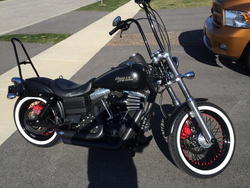Photo of a 2012 Harley-Davidson® FXDB Dyna® Street Bob®