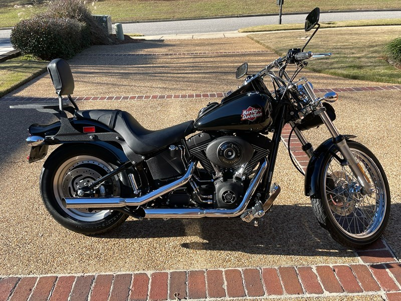 Photo of a 2002 Harley-Davidson® FXSTB/I Softail® Night Train®