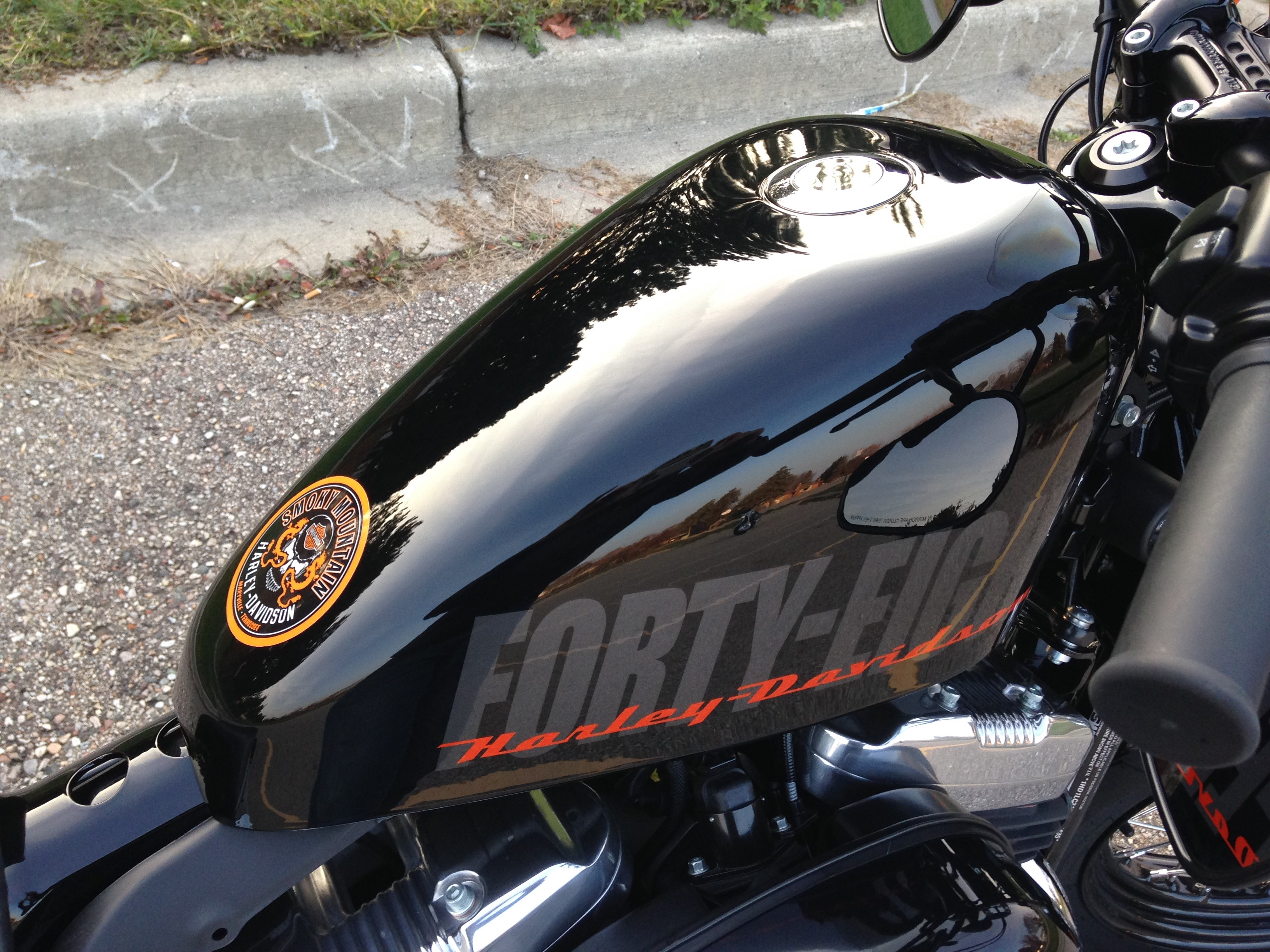 2013 Harley Davidson 174 Xl1200x Sportster 174 Forty Eight