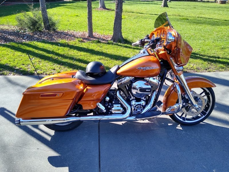 Photo of a 2014 Harley-Davidson® FLHXS Street Glide® Special