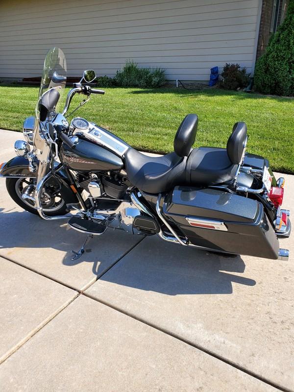 Photo of a 2005 Harley-Davidson® FLHR/I Road King®