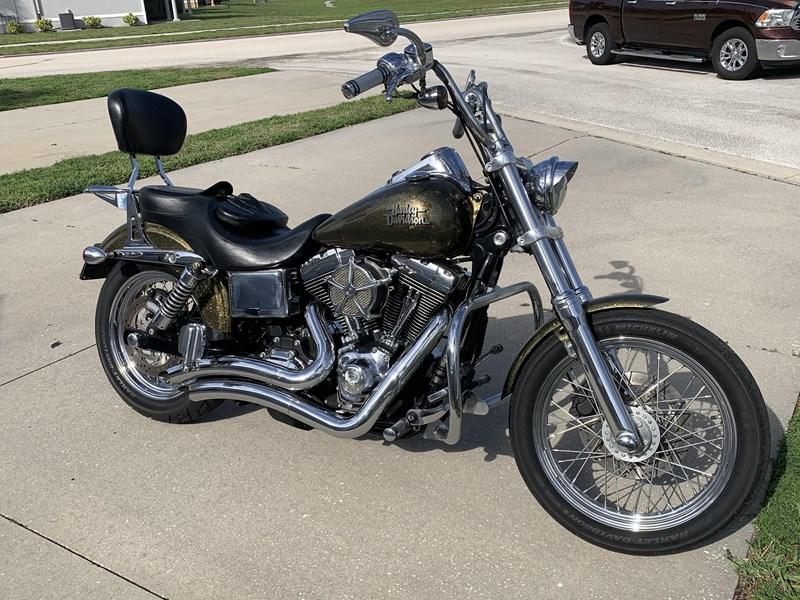 Photo of a 2013 Harley-Davidson® FXDBP Dyna® Street Bob® Custom