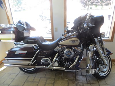 Used 1998 Harley-Davidson® Electra Glide® Ultra Classic® Anniversary