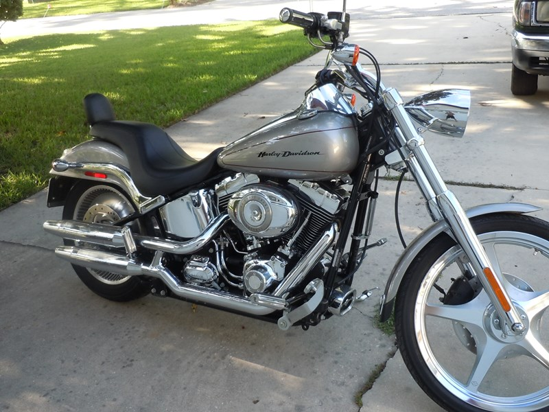 Photo of a 2007 Harley-Davidson® FXSTD Softail® Deuce™