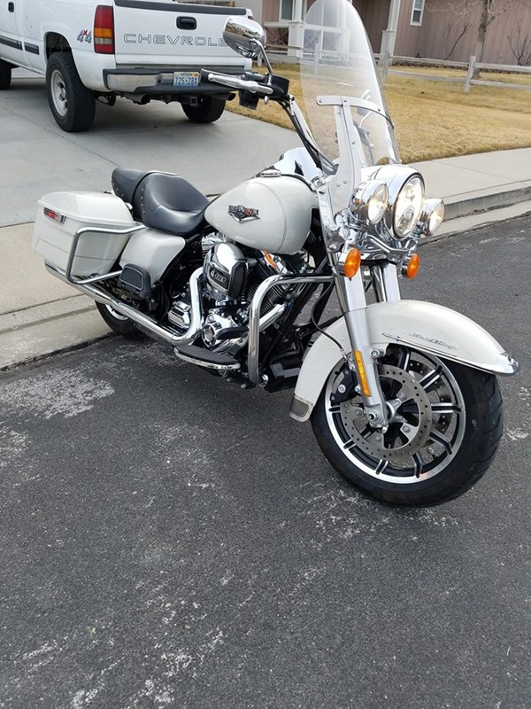 Photo of a 2015 Harley-Davidson® FLHR Road King®