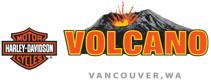 Volcano Harley-Davidson's Logo