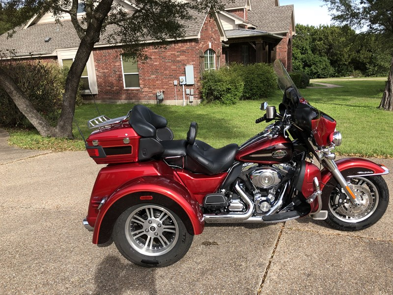 Photo of a 2012 Harley-Davidson® FLHTCUTG Tri Glide® Ultra Classic®
