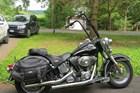 Used 2003 Harley-Davidson® Heritage Softail® Classic Anniversary
