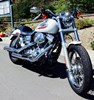 Photo of a 2006 Harley-Davidson® FXD35 Dyna® Super Glide® 35th Anniversary