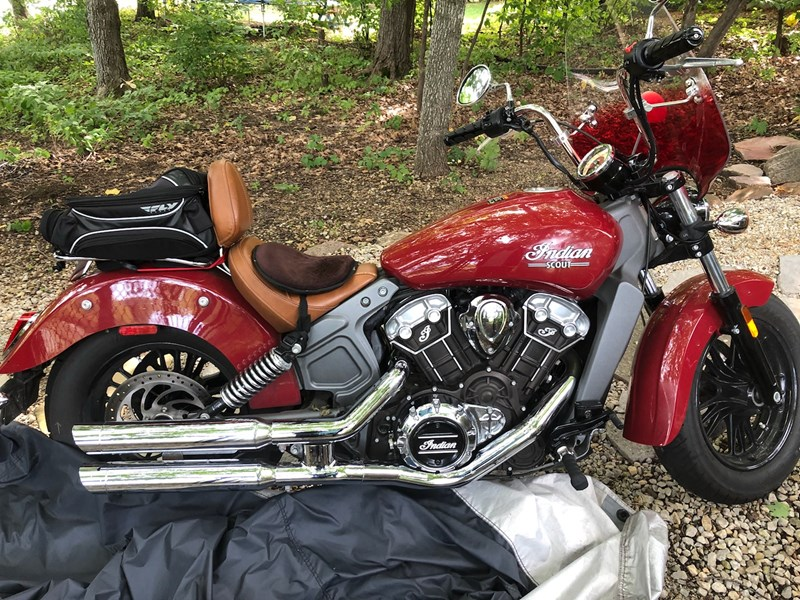 Photo of a 2015 Indian®  Scout™