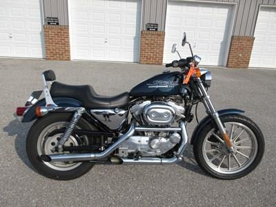 Used 2002 Harley-Davidson® Sportster® 883