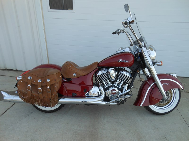 Photo of a 2014 Indian®  Chief® Vintage