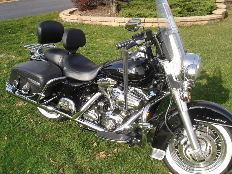 Used Tires Savannah Ga >> 2007 Harley-Davidson® FLHRC Road King® Classic (Black ...