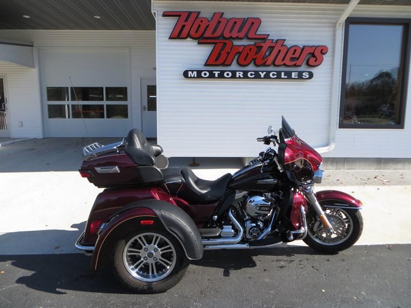 Photo of a 2014 Harley-Davidson® FLHTCUTG Tri Glide™ Ultra Classic®