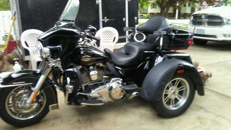 Photo of a 2012 Harley-Davidson®  Custom Trike