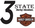 3 State Harley-Davidson's Logo