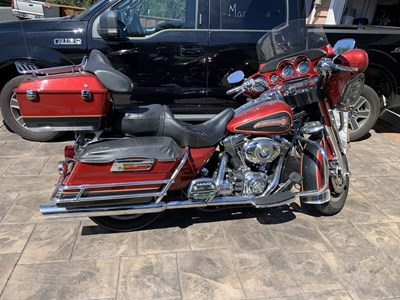 Used 2013 Harley-Davidson® CVO™ Ultra Classic® Electra Glide®