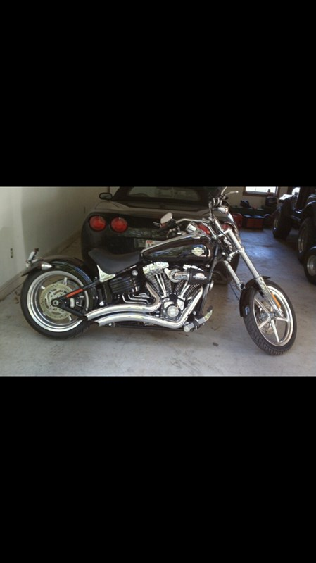 Photo of a 2011 Harley-Davidson® FXCWC Softail® Rocker™ C