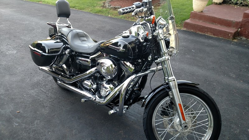 Photo of a 2011 Harley-Davidson® FXD Dyna® Super Glide®