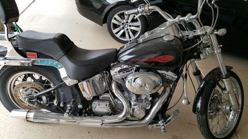 Photo of a 2000 Harley-Davidson® FXST Softail® Standard
