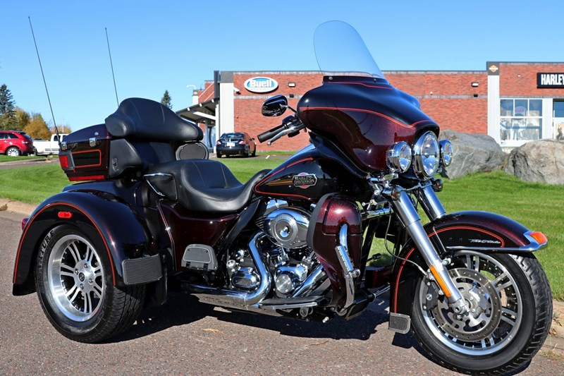 Photo of a 2011 Harley-Davidson® FLHTCUTG Tri Glide™ Ultra Classic®