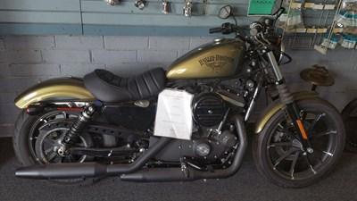 Used 2016 Harley-Davidson® Sportster® Iron 883™