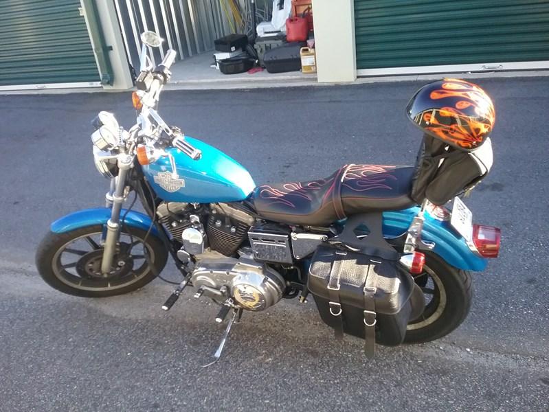 Photo of a 1995 Harley-Davidson® XLH-1200 Sportster® 1200