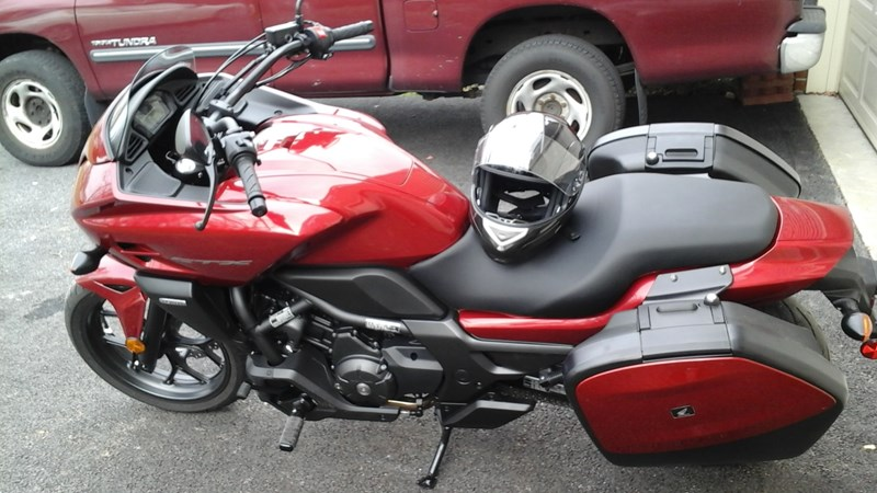 Photo of a 2014 Honda® CTX700