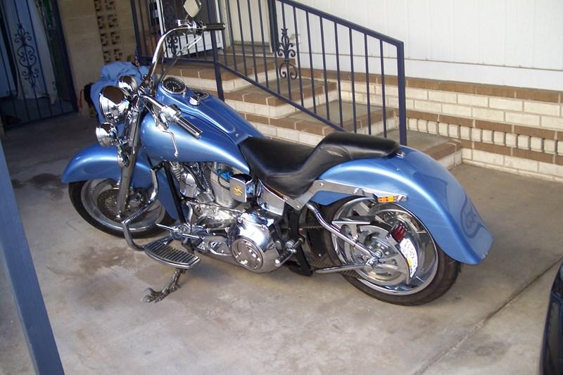 Photo of a 1998 Harley-Davidson® FXSTC Softail® Custom