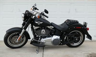 Used 2010 Harley-Davidson® Softail® Fat Boy® Lo