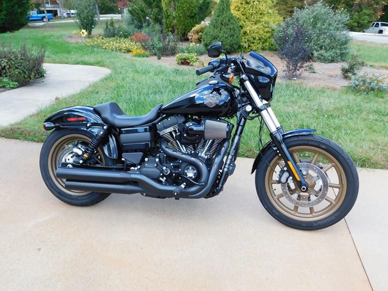 Harley Davidson Dyna For Sale San Marcos Ca >> 2016 Harley-Davidson® FXDLS Dyna® Low Rider® S (black ...