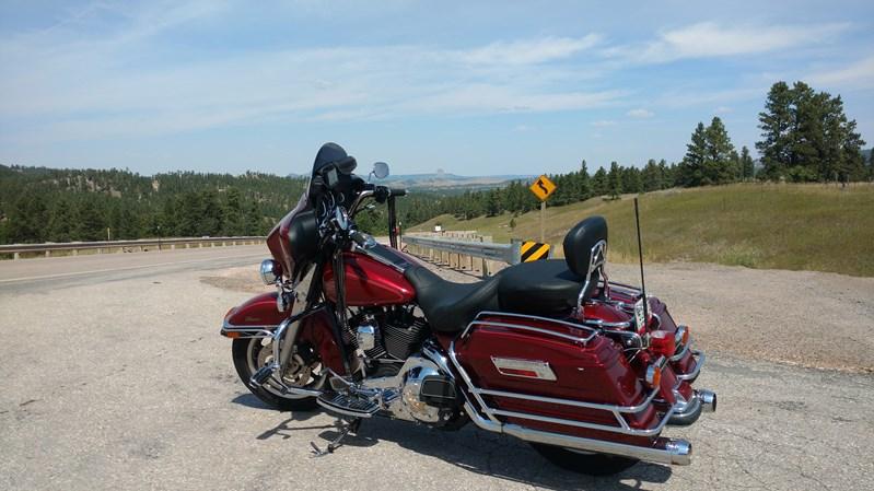 Photo of a 2001 Harley-Davidson® FLHTC/I Electra Glide® Classic