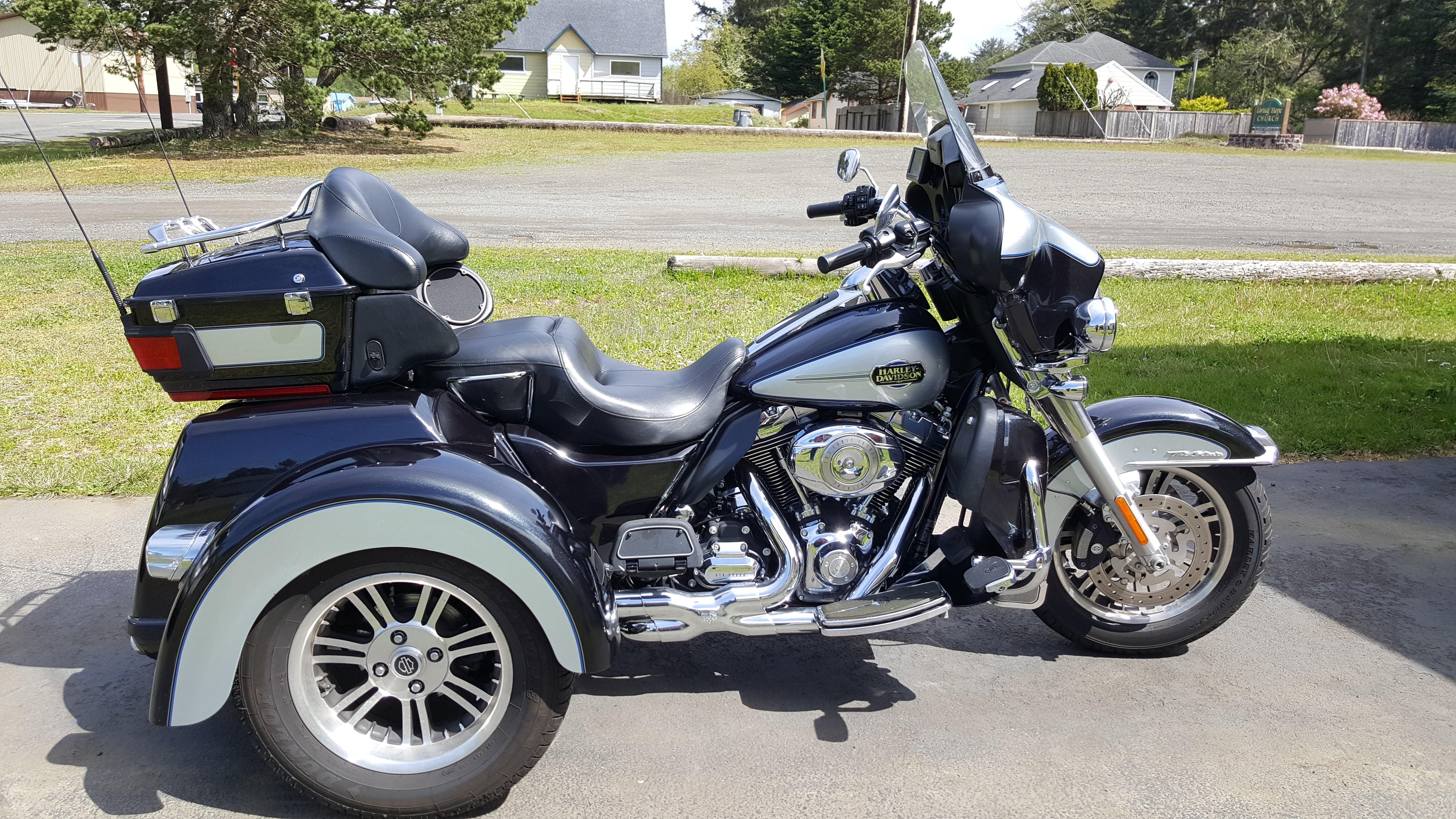 Harley Davidson Fort Worth >> All New & Used Harley-Davidson® Trikes (842 Bikes, Page 1 ...