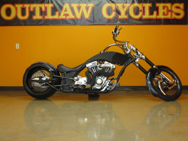 Photo of a 2008 Big Bear Choppers  Athena Prostreet