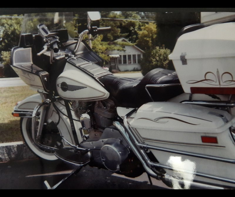 Photo of a 1984 Harley-Davidson® FLHTC Electra Glide® Classic