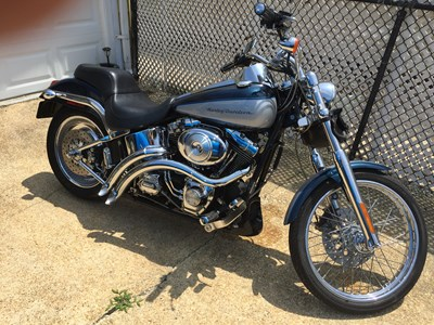 Brunswick Harley Davidson >> Harley Davidson Softail Deuce For Sale Near South Brunswick Nj 6