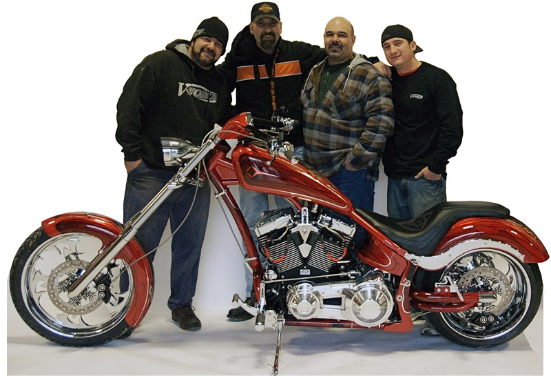 Photo of a 2010 Harley-Davidson®  Custom